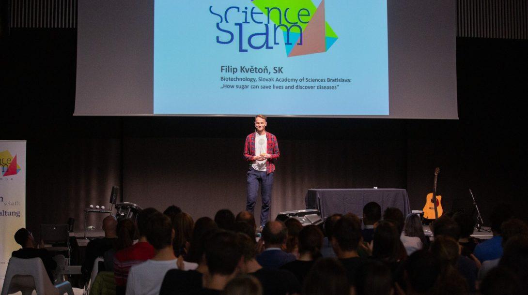 Science Slam (Simon Kupferschmied)