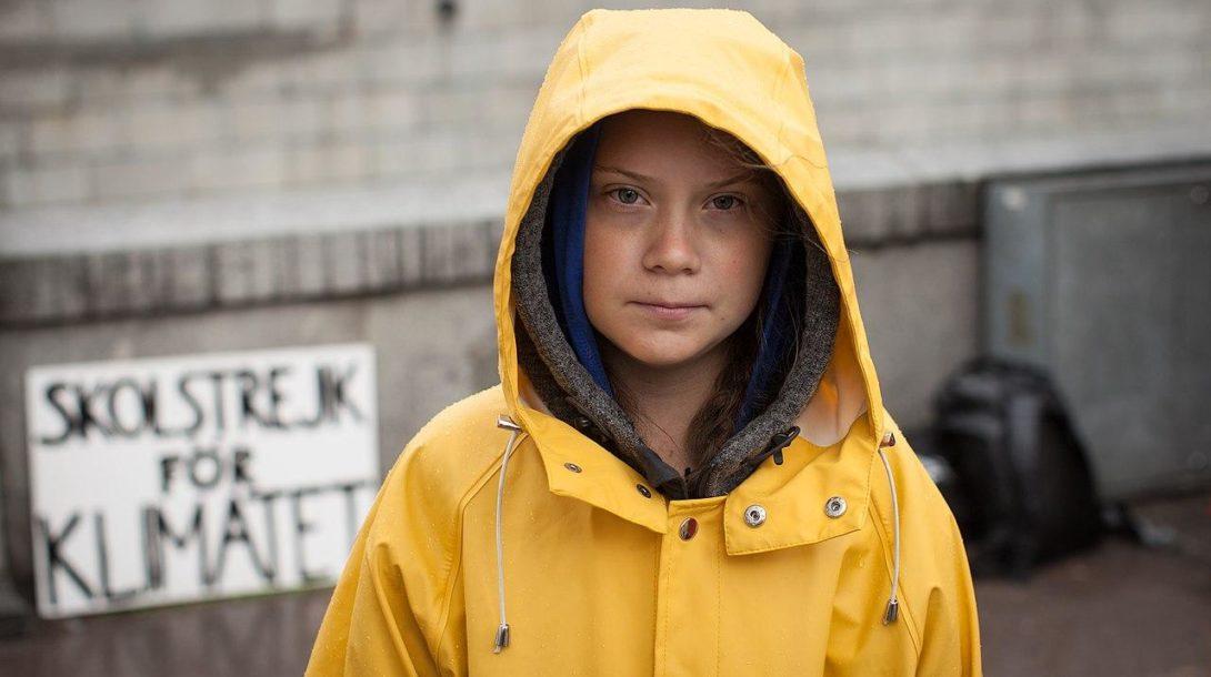 Greta Thunberg (Wikimedia, Anders Hellberg)