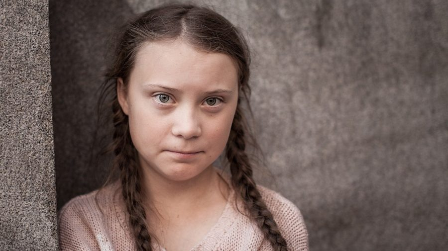 Greta Thunberg (Anders Hellberg)