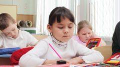 Dieťa v škole