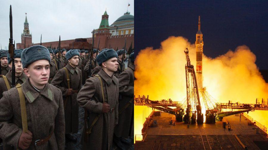 ruskí vojaci