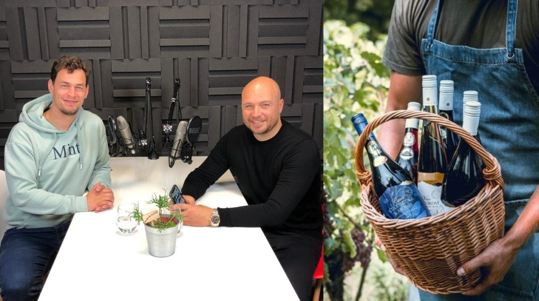 podcast miluron Marcel Boris