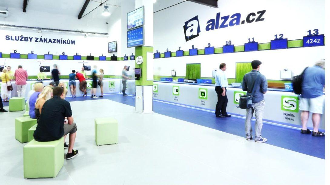 Alza.sk/press kit