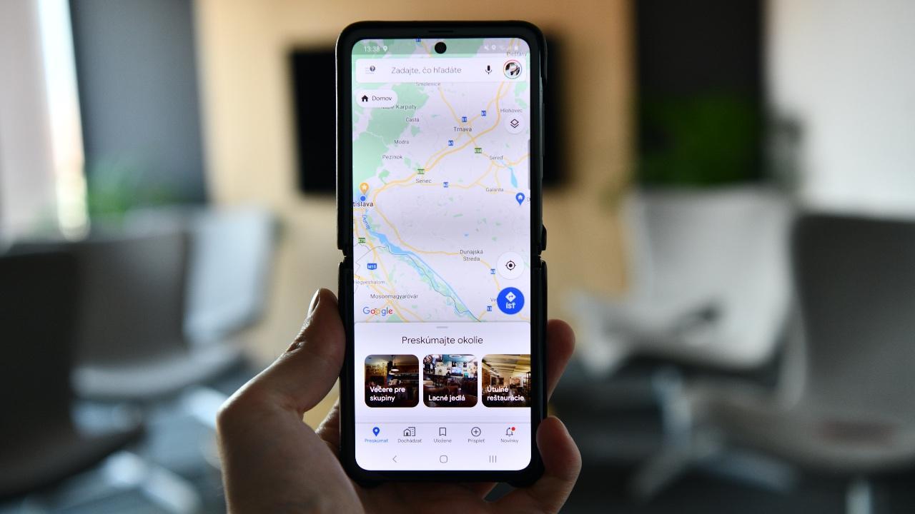 Google Mapy Prisli S Veľkou Aktualizaciou Ako Co Najlepsie Vyuzit
