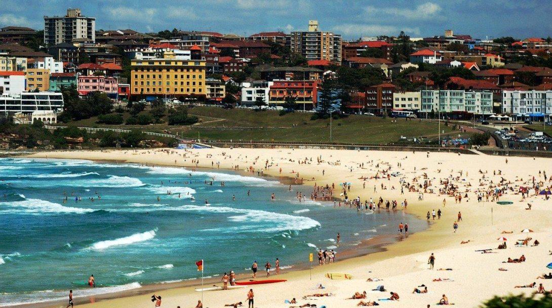 Známa austrálska Bondi Beach tiež môže byť o niekoľko rokov minulosťou