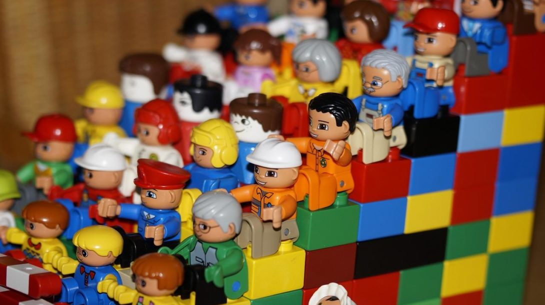 Stavebnica Lego