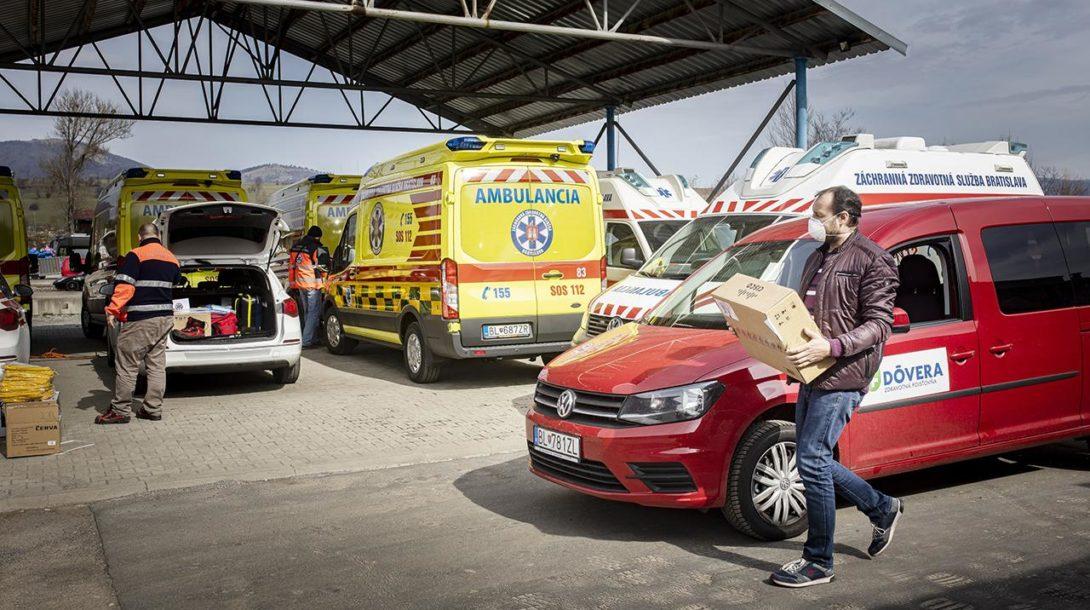 Záchranná zdravotná asistenčná služba, Banská Bystrica