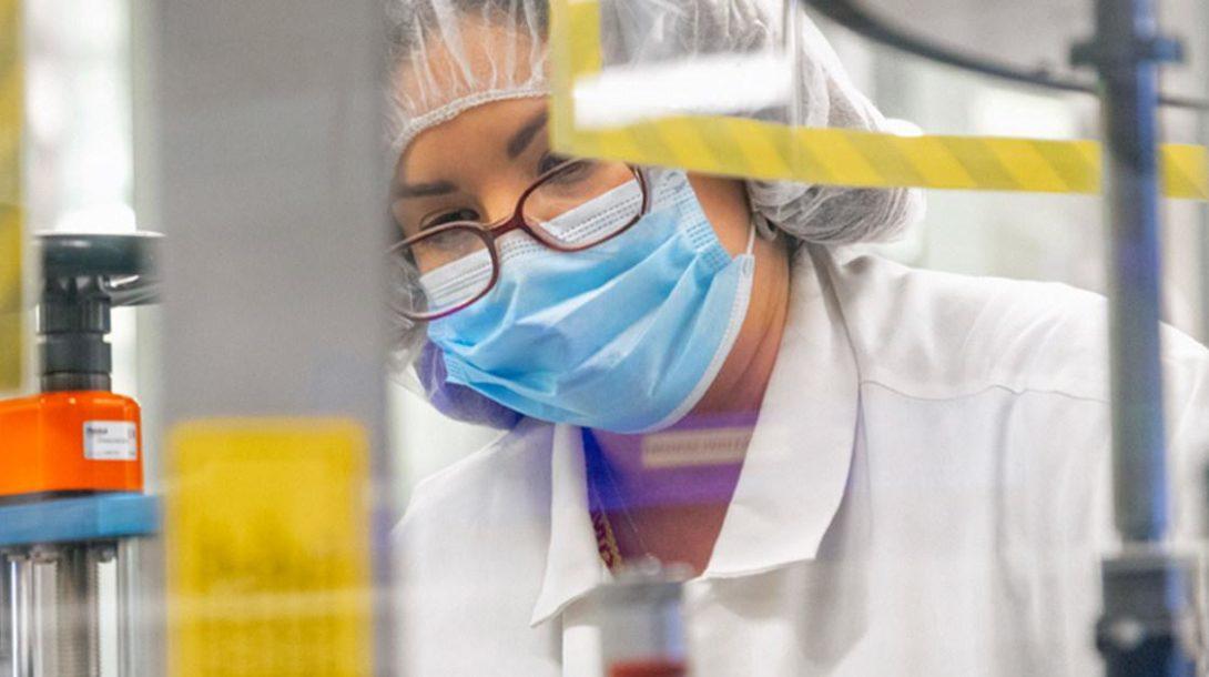 Americká firma vyvíja nový test na COVID - 19