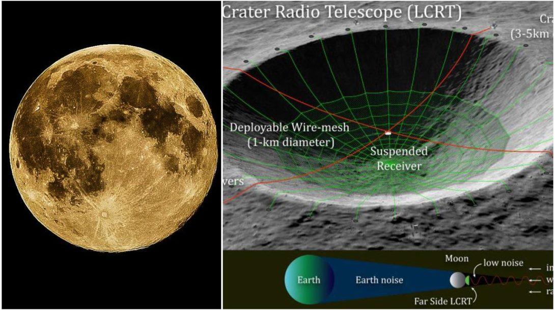 mesiac satelit