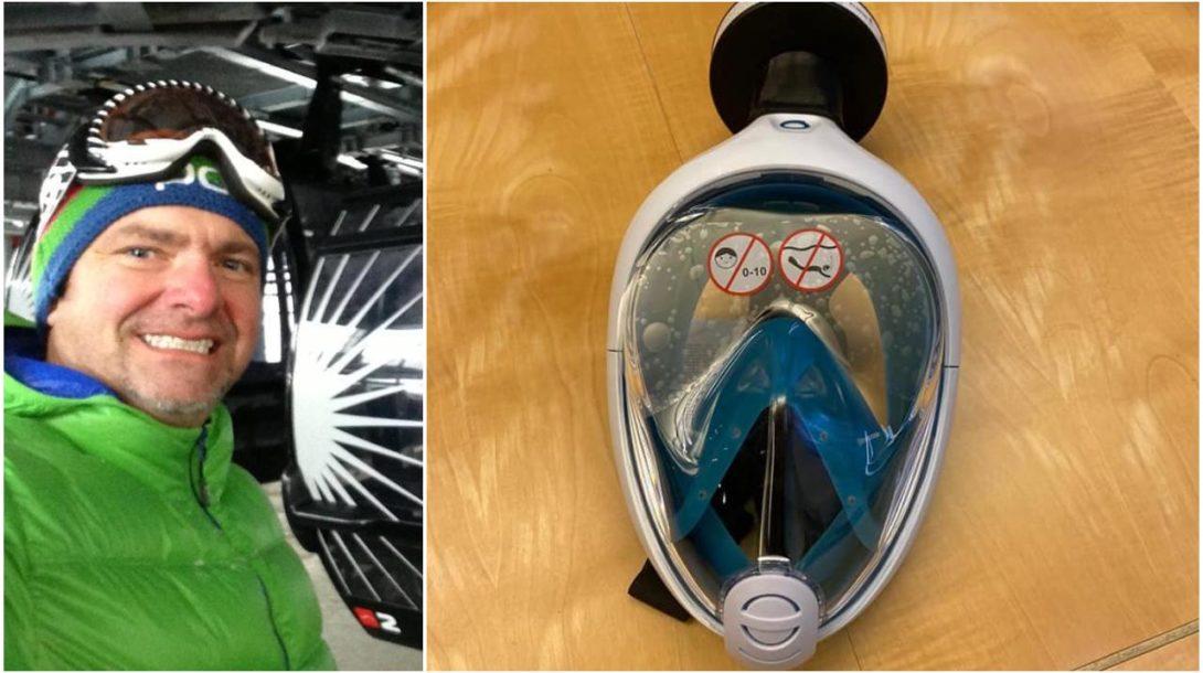 Ochranná maska J&T