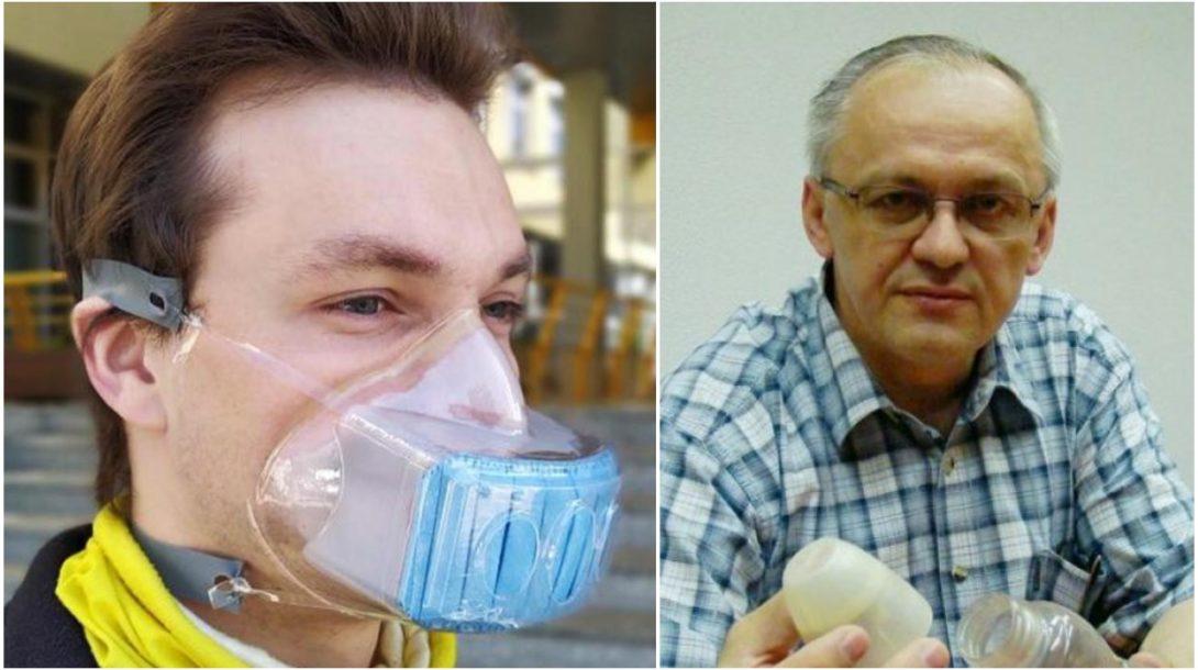 pavel alexy nonoilen respirátor
