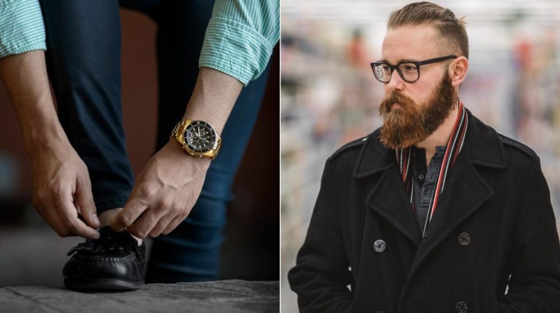auto hodinky hipster