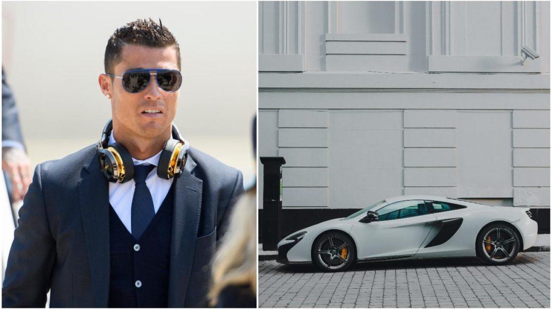 Ronaldo miliardár