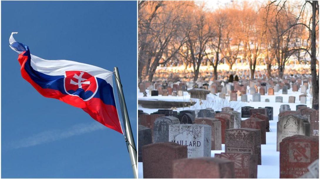Slovensko hroby