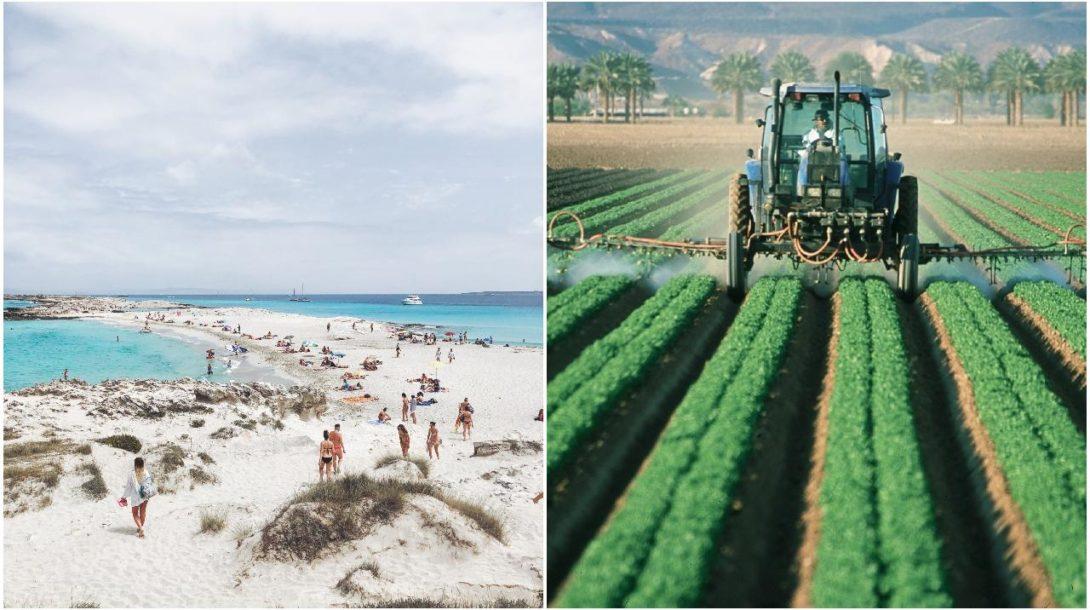 španielsko pláž