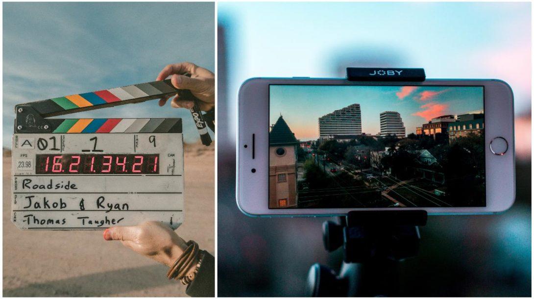 Videa natáčanie
