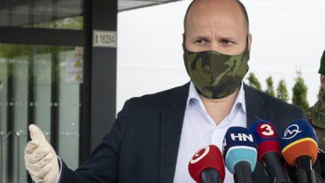 jaroslav naď minister obrany