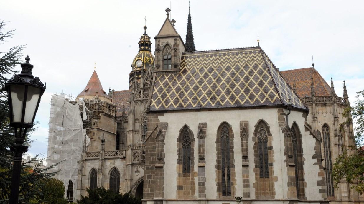Dóm sv. Alžbety, kostol sv. Michala