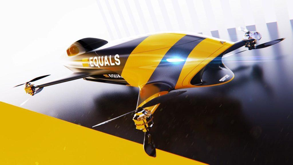 Preteky elektrických lietajúcich automobilov by sam ohli uskutočniť už tento rok