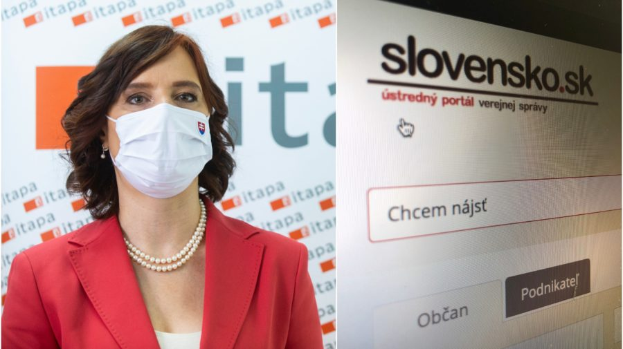 Veronika Remišová, slovensko.sk