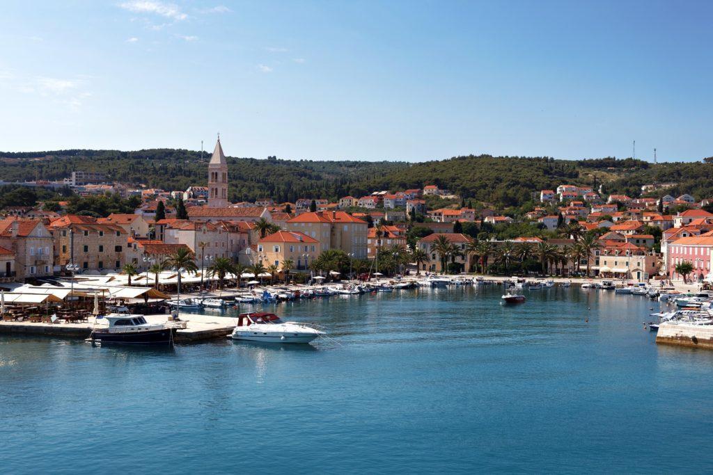 Prístav Hvar, Chorvátsko