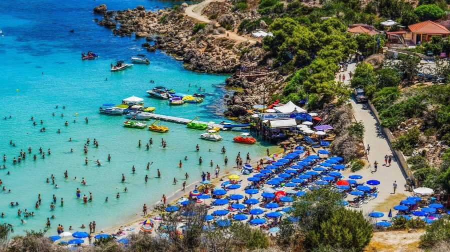 cyprus, dovolenka