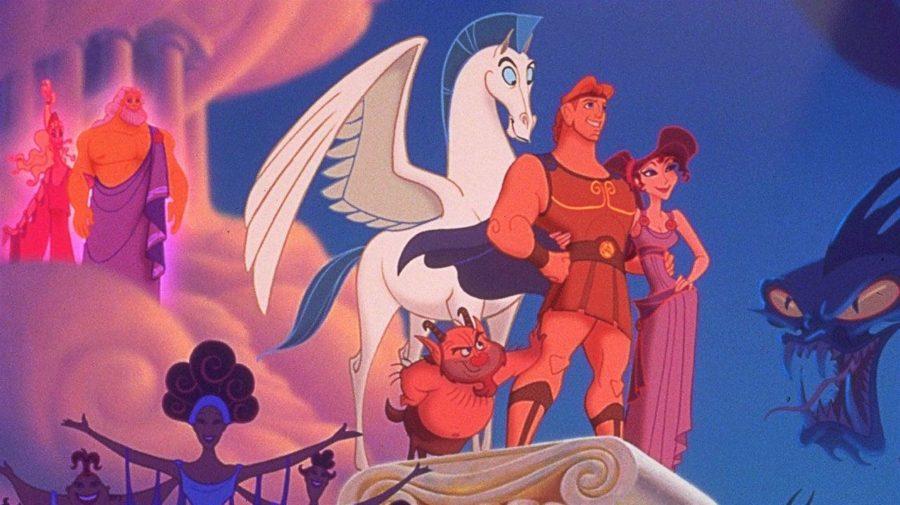 Disney pracuje na živom remaku rozprávky Hercules