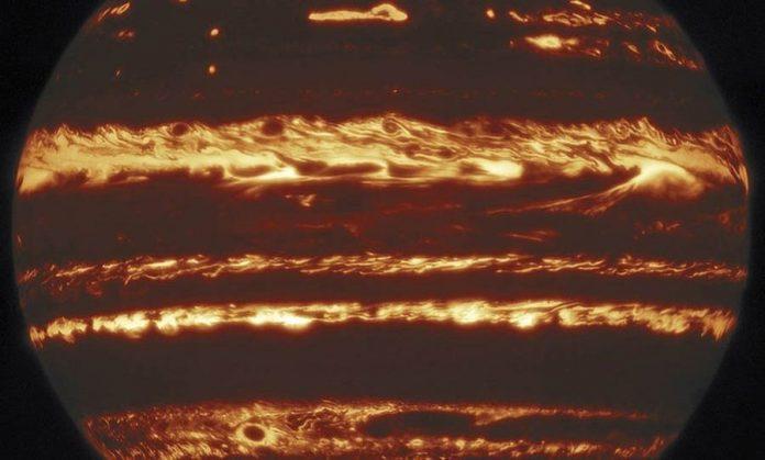 Vedci ukázali najjasnejší obrázok Jupitera