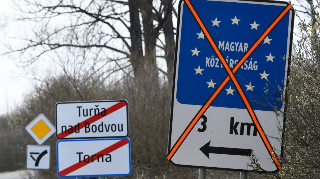 hranice maďarsko