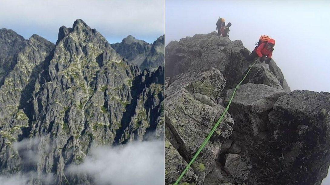 hory skaly slovensko turistika