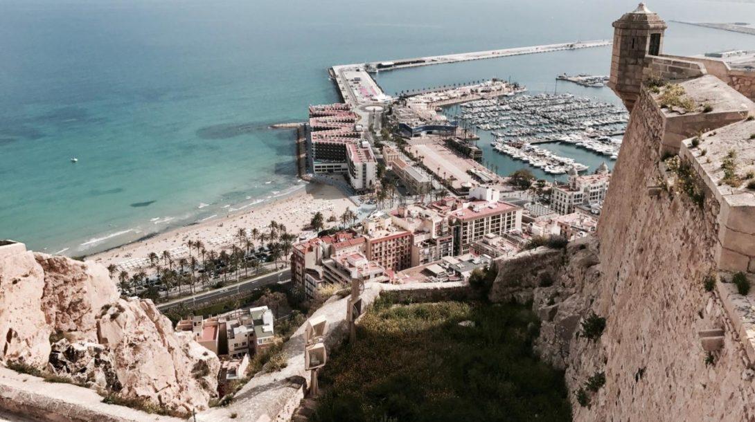 španielsko more