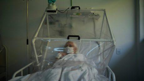 koronavirus pacient brazilia