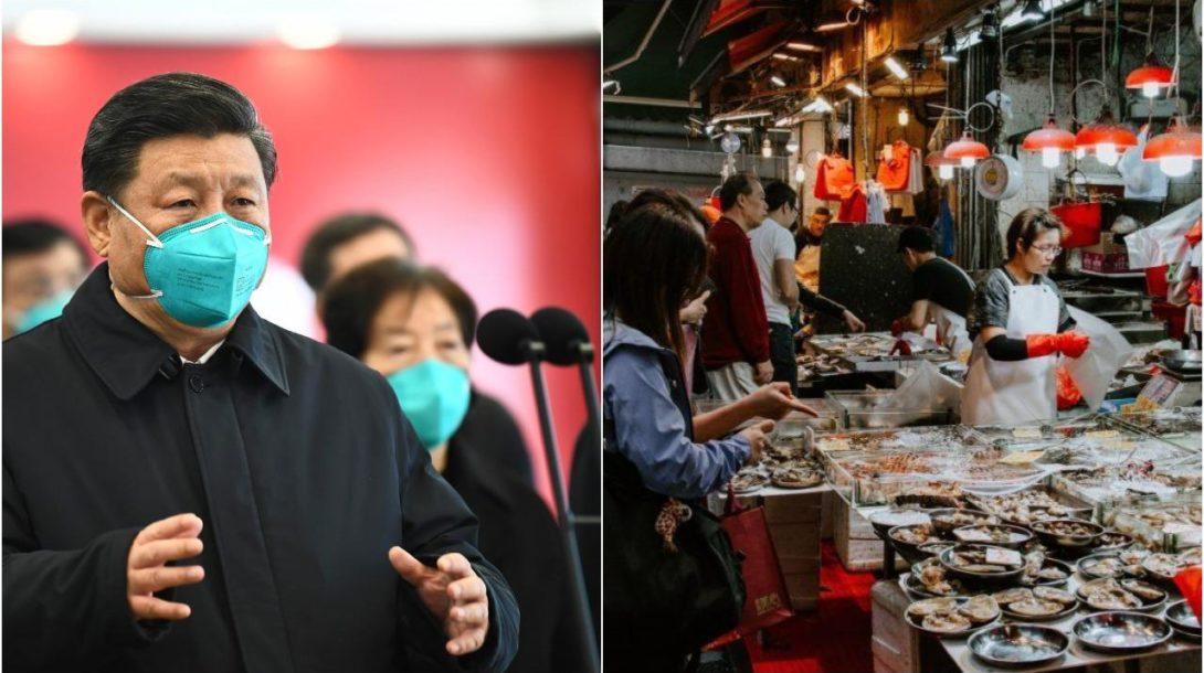 Čína pripúšťa, že koronavírus sa nemusel prvýkrát vyskytnúť na trhu vo Wu-chane