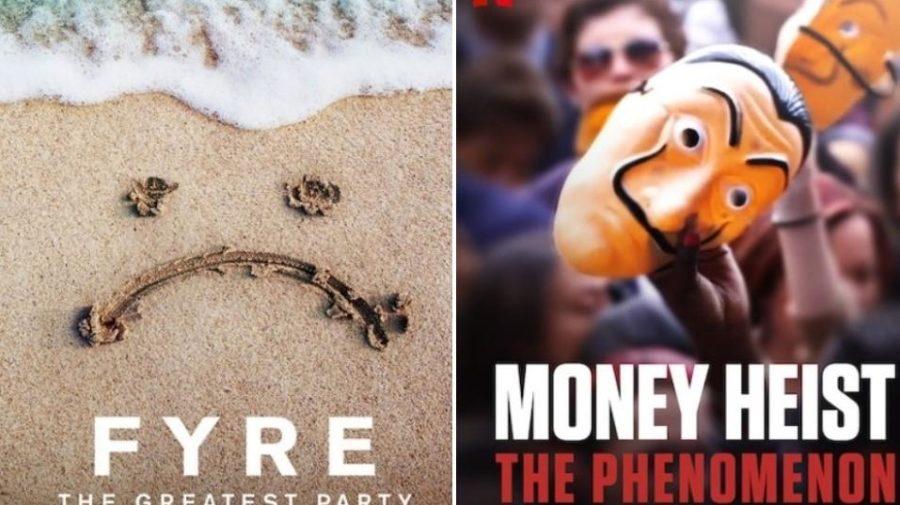 Fyre, Money Heist