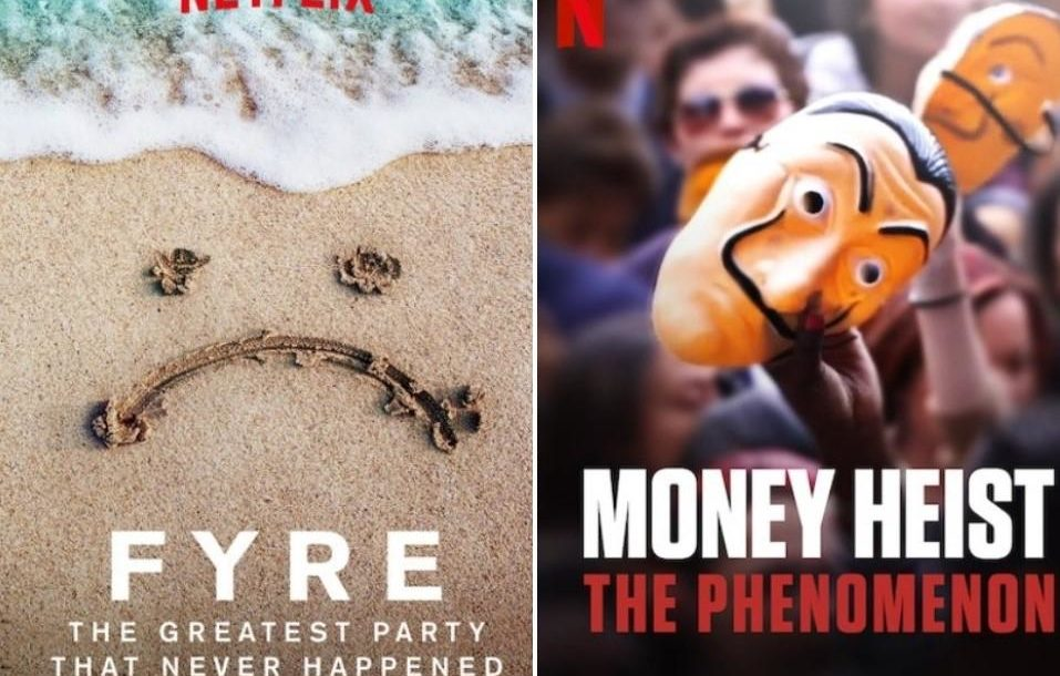 Fyre, Money Heist