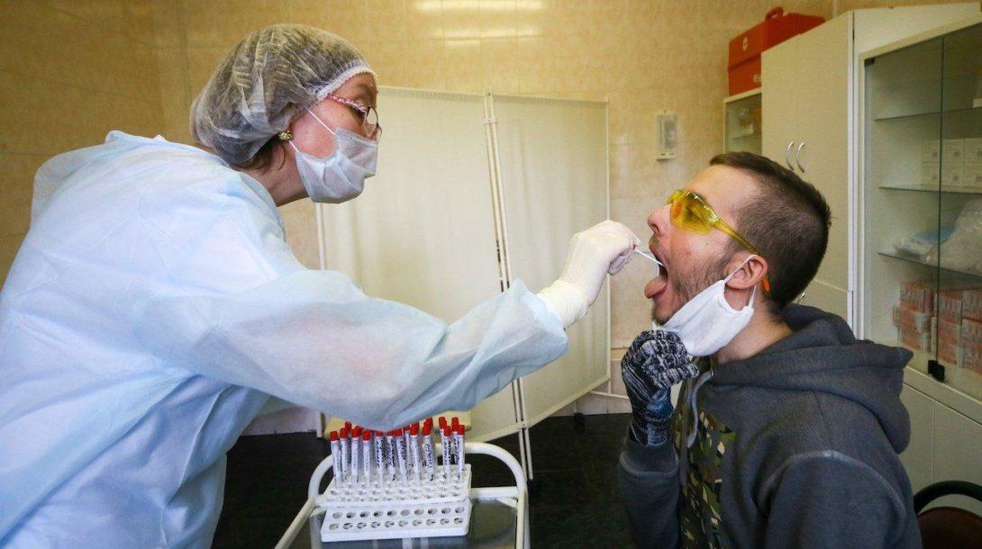 lekári, koronavírus