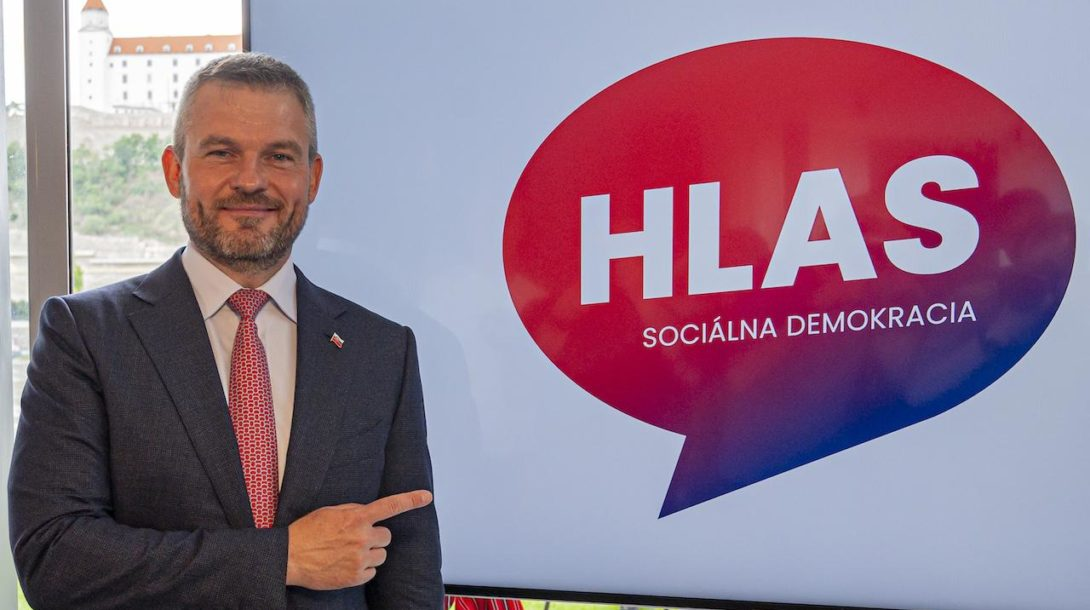 Peter Pellegrini, HLAS