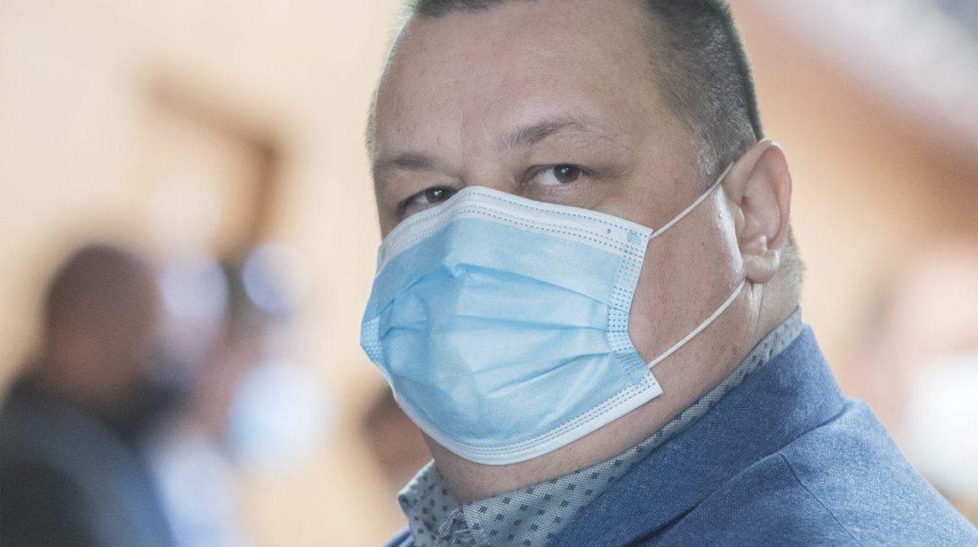 hlavný hygienik SR Ján Mikas