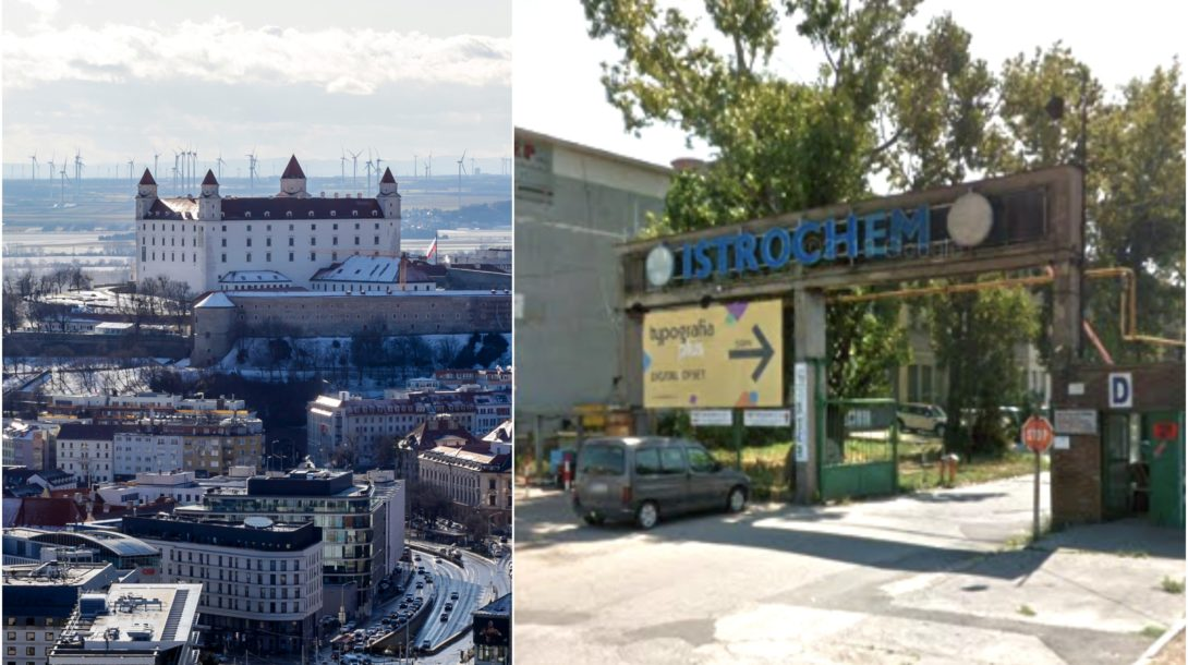 Bratislava, Istrochem