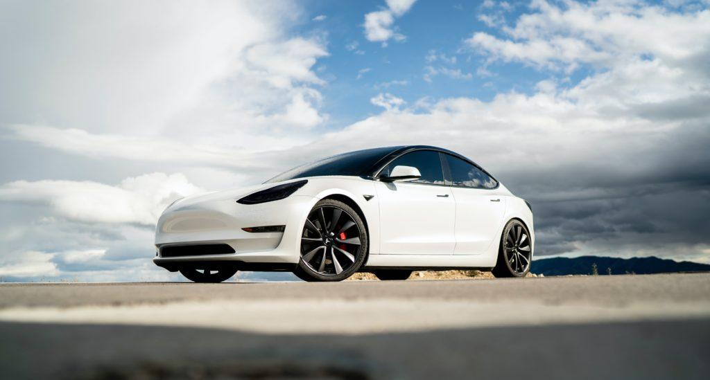 Tesla Mode 3