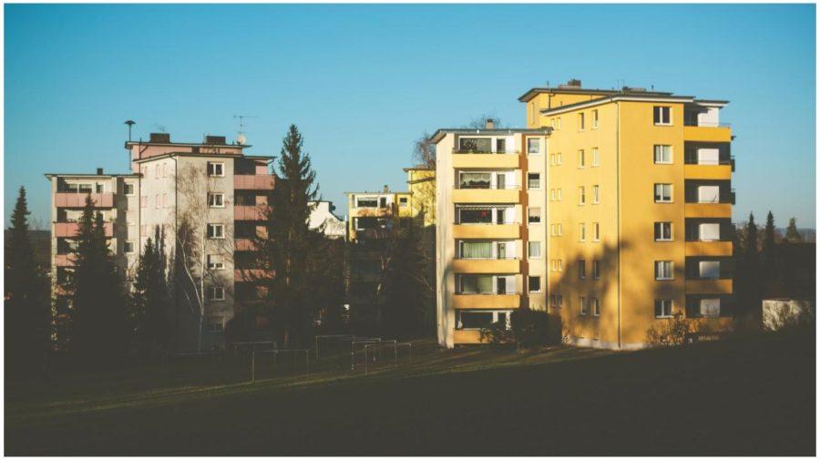 nájomné byty