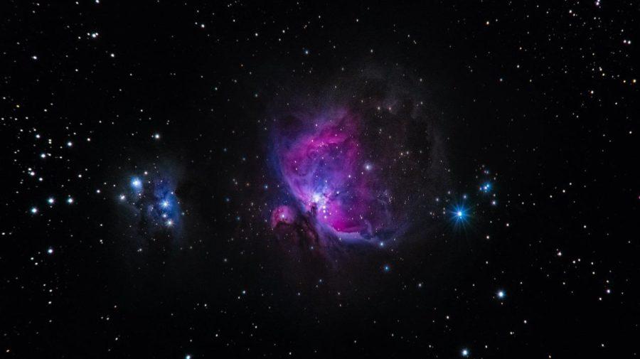 vesmír čierna dieravesmír čierna diera