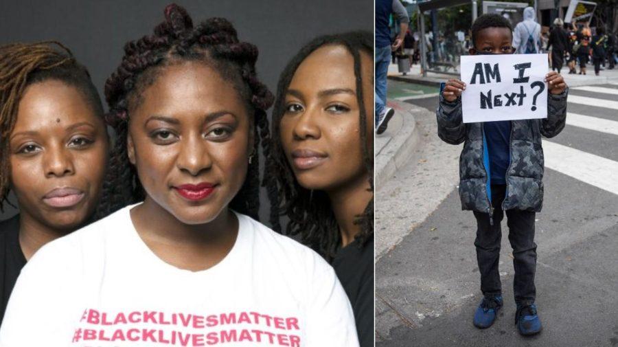 blacklivesmatter usa protesty