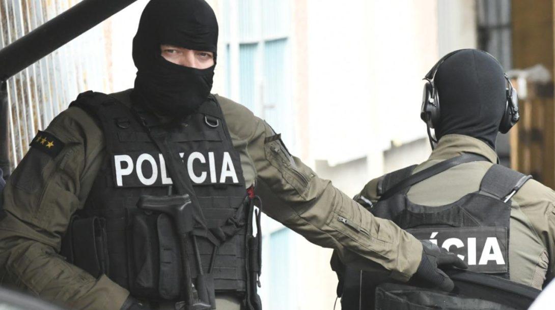 polícia naka