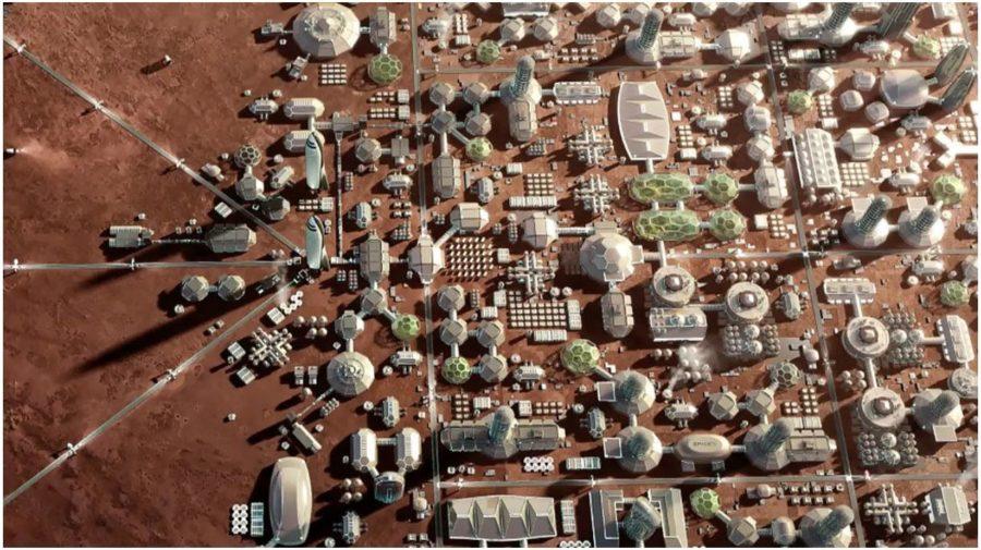 Kto ako prvý kolonizuje Mars?