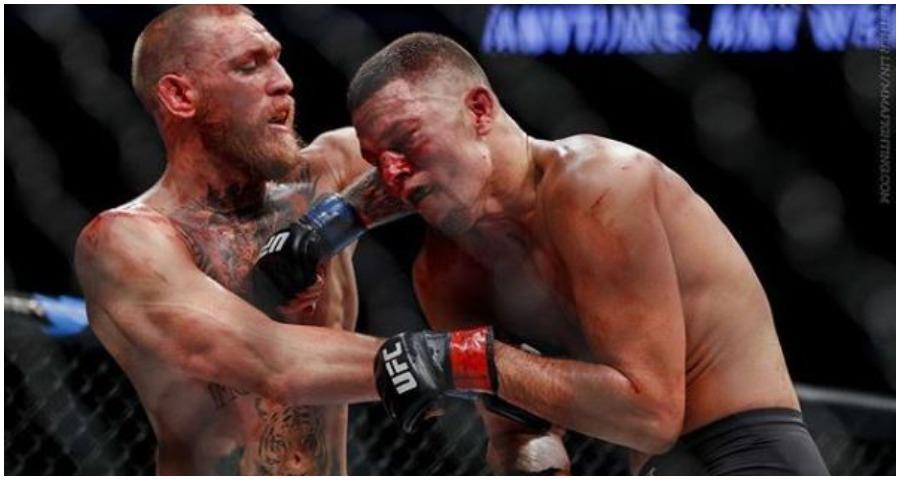 Conor McGregor vyhral nad Nateom Diazom