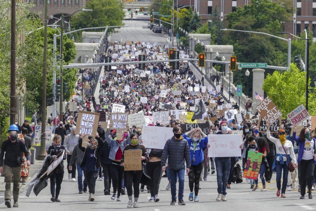 demonštrácie