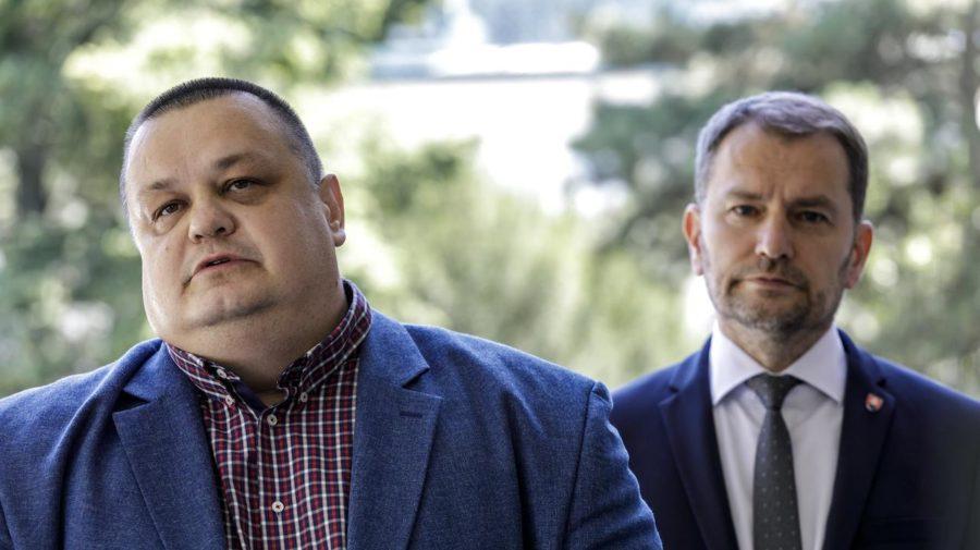 Ján Mikas, Igor Matovič, koronavírus