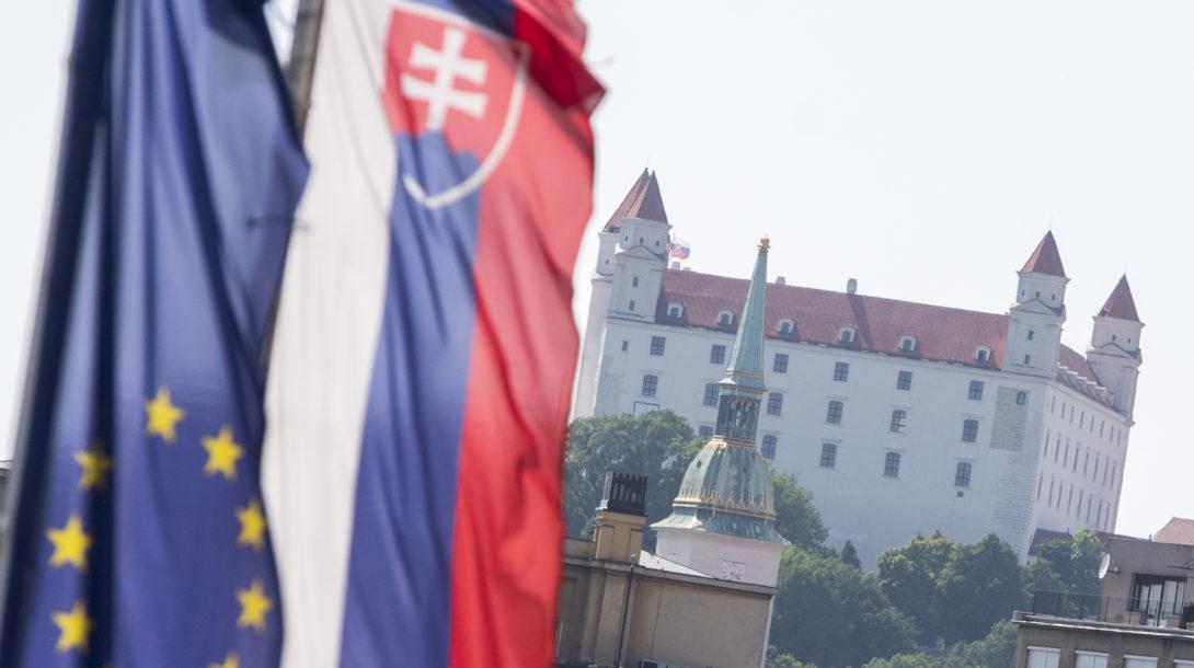 Flag Slovensko