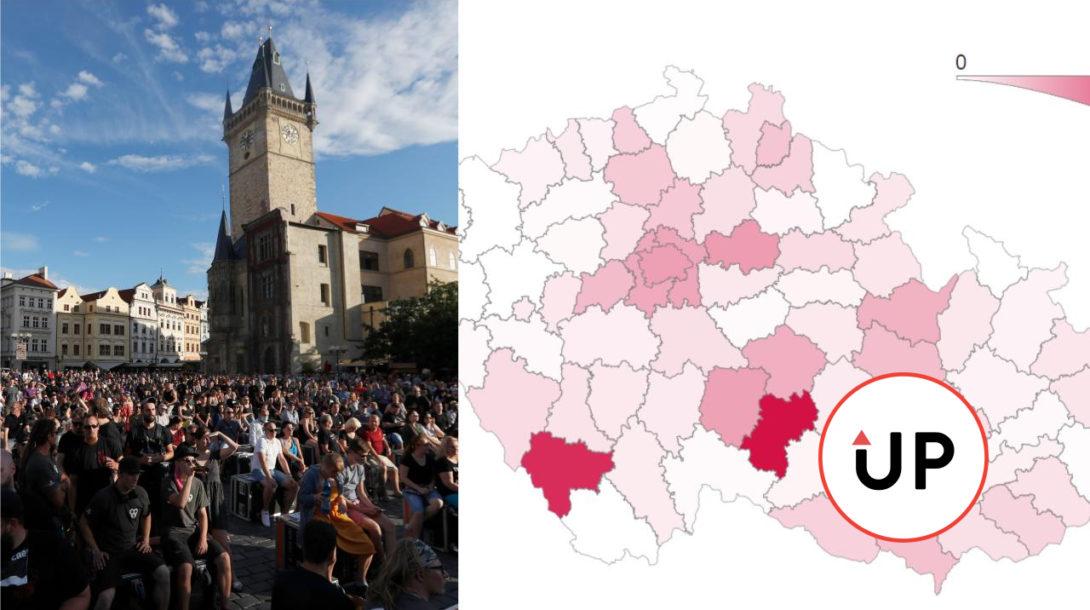 Česko Praha